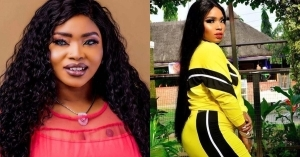 """I Don't Bleach, A Colleague Burnt my5 Hands, Laps And Feet"" – Actress, Halima Abubakar Reveals"