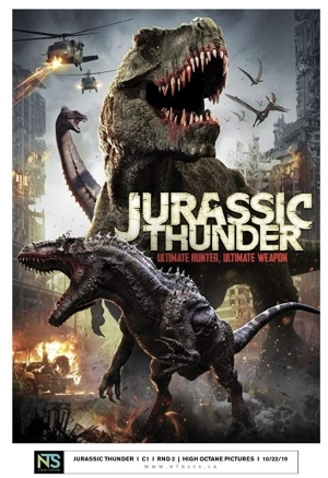 Jurassic Thunder (2019) [Movie]