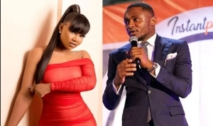 """There's No Remedy For Body Odour"" – Ubi Franklin Hits Hard At Tacha"