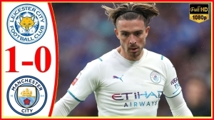Leicester City vs Manchester City 1 − 0  (Community Shield 2021 Goals & Highlights)