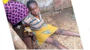 OMG!! Woman Kills Her Two Children, Prepares A Meal With Their Bodies (Photo)