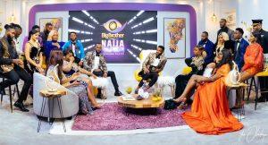 BBNaija Reunion: Moment Prince Ignored Dorathy; Erica & Kaisha Absent (Video)