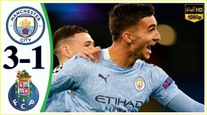 Manchester City vs Porto  3 - 1 | UCL All Goals And Highlights (21-10-2020)