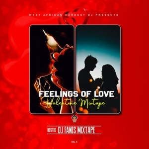 DJ Fanes – Feelings Of Love (Valentine 2021 Mix)