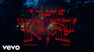 KAYTRANADA - The Worst in Me Ft. Tinashe (Video)