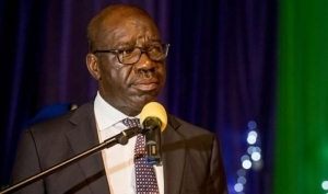 People Are Making COVID-19 Vaccination A Political Issue, Obaseki Laments