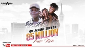 TheCuteAbiola - How Laycon Will Share The 85 Million (Comedy Video)