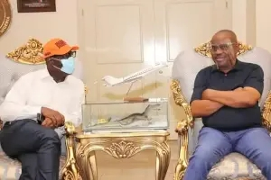 Some PDP NWC members are tax collectors — Governor Wike says as he pulls out of reconciliation efforts in Edo