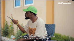 Officer Woos – The Phone Repairer (Comedy Video)