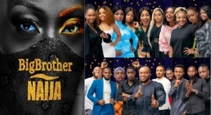 #BBNaija: Male Housemates Clash With Female Housemates After Seeing Used Pads And Blood Stains In The Toilet- Video