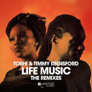 Toshi & Timmy Regisford – Kiqi (Remix) (EP)