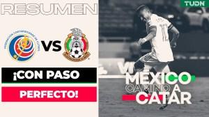 Costa Rica vs México 0 − 1 (2022 World Cup Qualifiers Goals & Highlights)