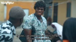TheCute Abiola - Lawyer Kunle And Mama Desperate (Comedy Video)