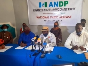 We had no candidate for Bayelsa guber poll, ANDP factional chair insists