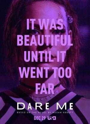 Dare Me S01 E09 - Fog of War (TV Series)