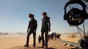Dune Featurette TeasesTimothée Chalamet & Zendaya's Chemistry