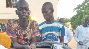Katsina Police Arrest Two Suspects Over Electricity Transformer, Armoured Cable Theft