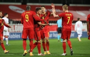Belgium Tops FIFA Ranking For Third Year In A Row