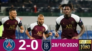 Istanbul Basaksehir vs PSG 0 - 2 | UCL All Goals And Highlights (28-10-2020)