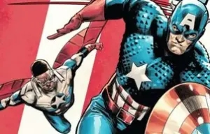 Following Spider-Man: Marvel Launches NFT Collection for Captain America and Sam Wilson