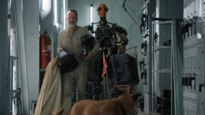 Tom Hanks Leads an Unlikely Family inFinch Poster For Sci-Fi Drama Pic