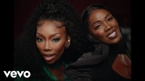 Tiwa Savage - Somebody's Son ft. Brandy (Video)