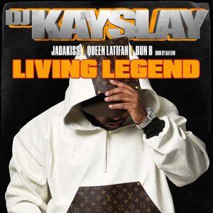 DJ Kay Slay Ft. Jadakiss, Queen Latifah & Bun B - Living Legend
