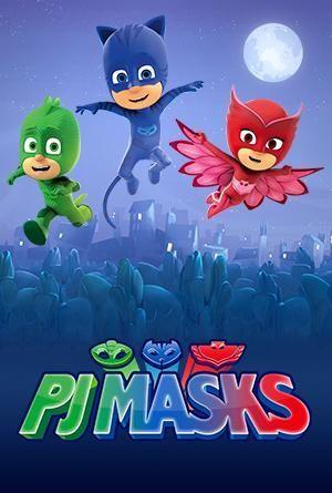 PJ Masks S05E02E03