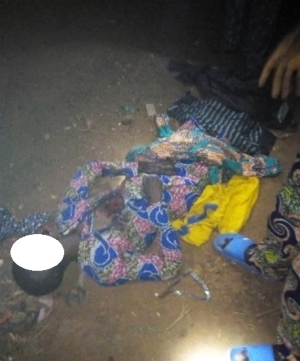 Graphic Photos Of Driver Killed By Vigilante Member Over N5,000 Bribe In Kwara