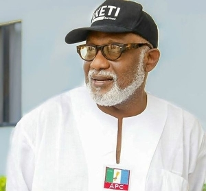 Ondo Election: The God I Serve Shall See Me Through – Governor Akeredolu