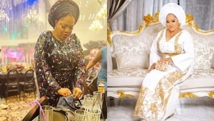 """""""Go And Bring Anyone You Think Is Finer Than Me"""" – Toyin Abraham Brags Over Her Looks"""