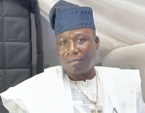 BREAKING! Sunday Igboho Reportedly Seeks Asylum In Benin Republic