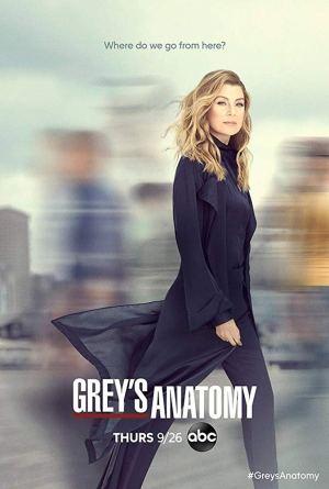 Greys Anatomy S16 E17 - Life on Mars (TV Series)