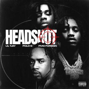 Lil Tjay, Polo G & Fivio Foreign – Headshot (Instrumental)