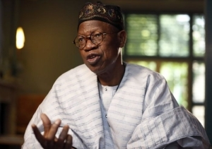 Twitter Has Reached Us For Talks, Lai Mohammed Gives Update