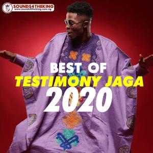 Best of Testimony Jaga (Gospel Mixtape)