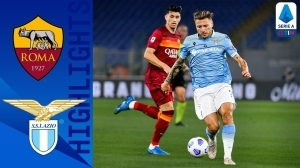 Roma vs Lazio 2 − 0 (Serie A Goals & Highlights 2021)