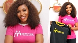 Mercy Eke Launches Foundation, Offers To Give N5M Grant To Struggling Businesses