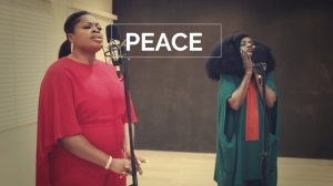 Sinach, TY Bello & George – Peace (Music Video)