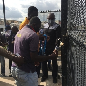 Jabi Lake Mall shut down indefinitely over Naira Marley's show