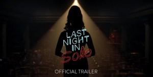 Last Night in Soho (2020) - Official Teaser Trailer
