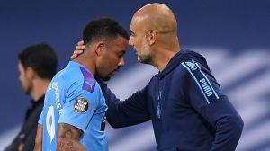 Guardiola Hints At Man City Future For Jesus