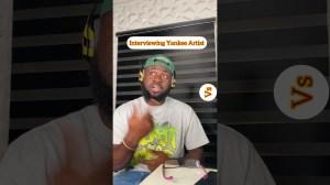 Lasisi Elenu - Yankee Artist Being Interviewed vs Naija (Comedy Video)