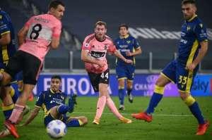 Dejan Kulusevski Rescues Point For Juventus Against Verona