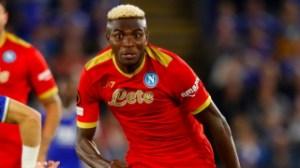 Chelsea, Man Utd interest leaves £100M Osimhen