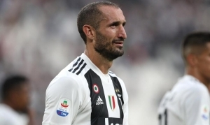 You should have left Juventus earlier – Chiellini hits out at Ronaldo
