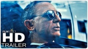 Movie Trailer: Jame Bonds 007: No Time To Die Super Bowl (2020)