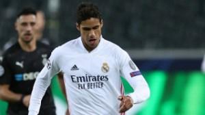 PSG move to beat Man Utd for Real Madrid defender Raphael Varane
