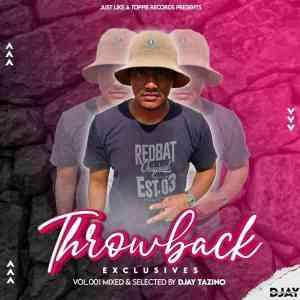 Djay Tazino – Throwback Piano Exclusives Vol.001 Mix