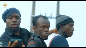 Officer Woos – The Chase  (Comedy Video)